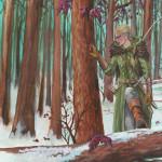 Væntanleg fantasía – Vargsöld